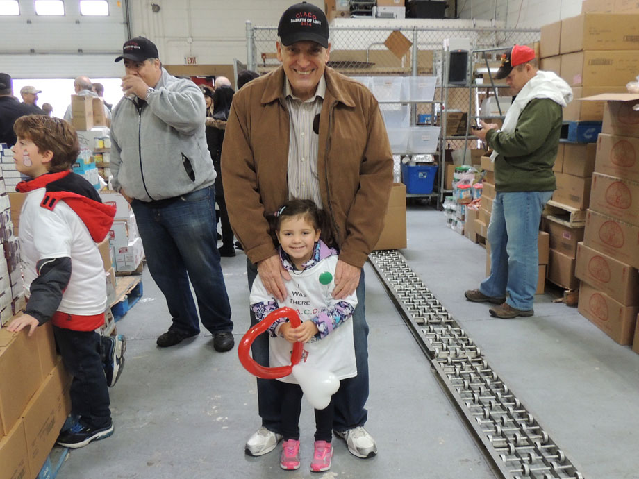 Baskets of Love: Feeding People in Need - CIACO Annual Charity Event