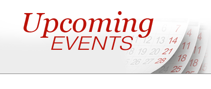 CIACO's Upcoming Events